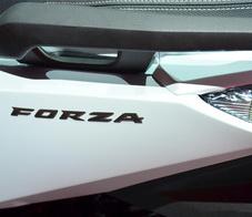 Honda Forza SSN 300 ECU Power commander programmable data cable full